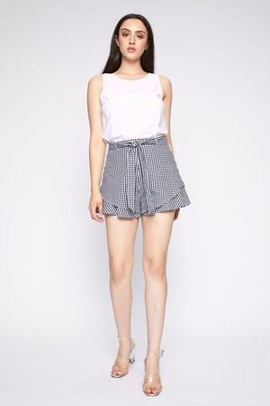 Reign Gingham Shorts
