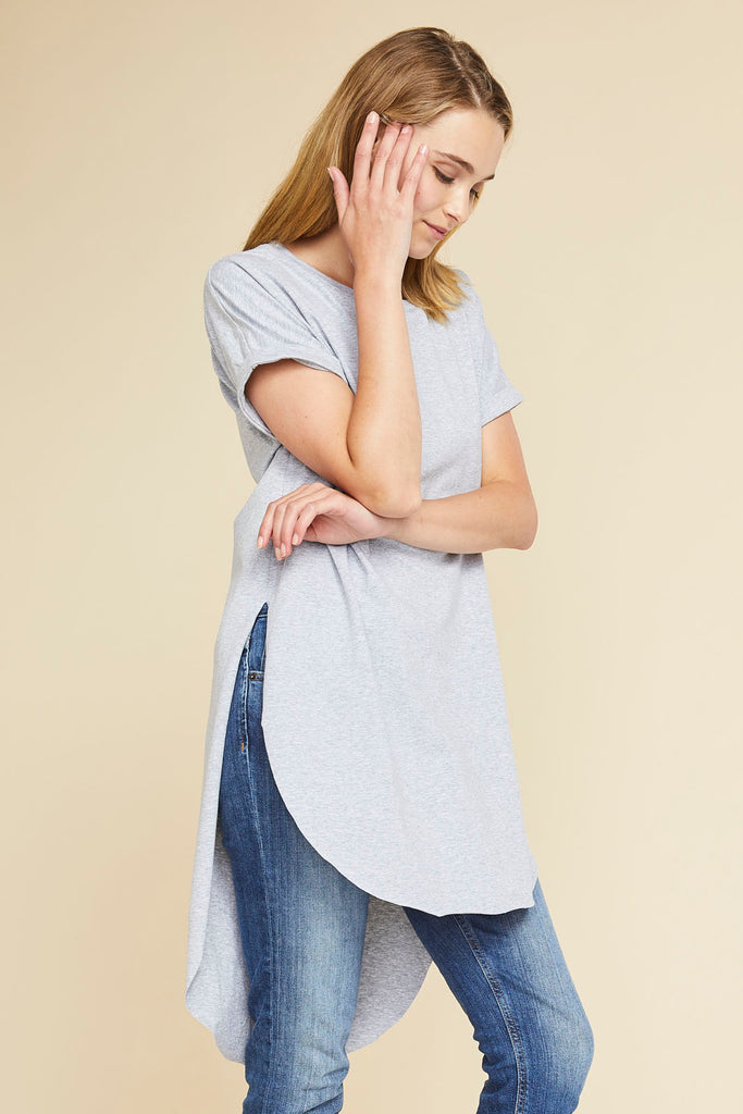 Gina Long Tail Tee