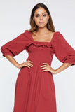 Dorothy Puff Sleeve Dress