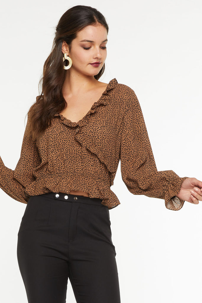 Juliana Crop Top