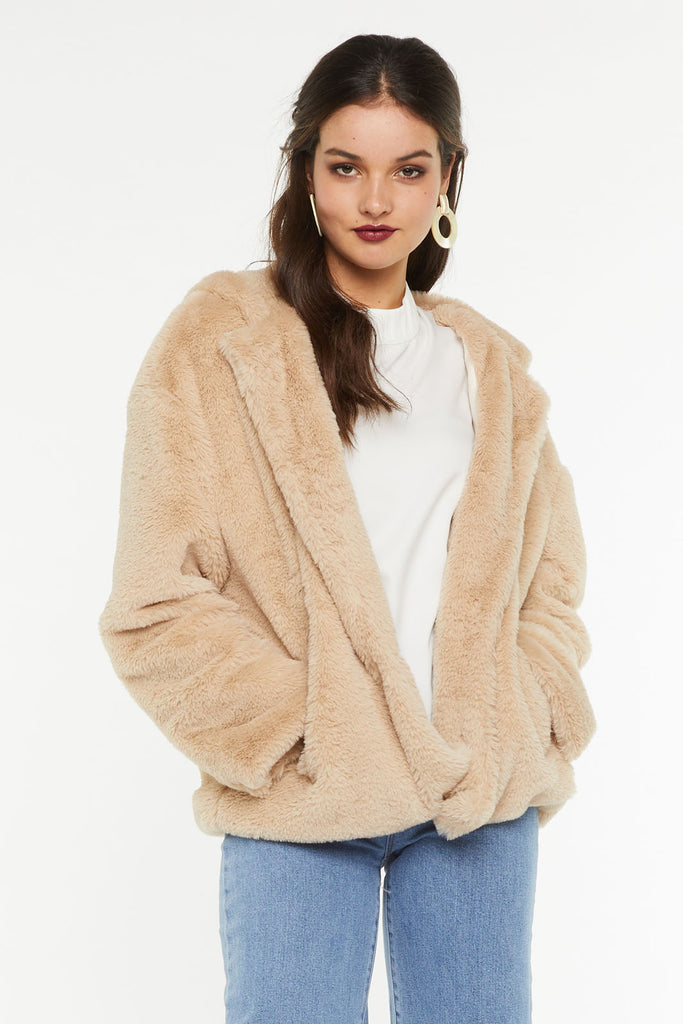 Jenna Fur Jacket