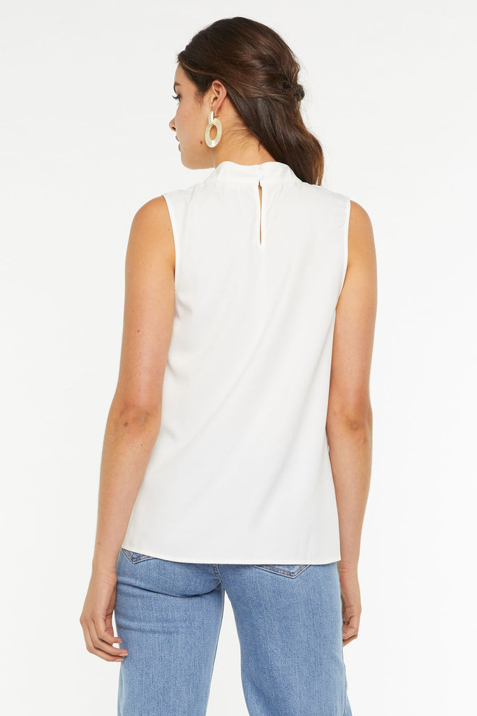 Hailey High Neck Top