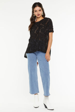 Thea Lace Top