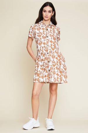 Carmen Shirt Dress