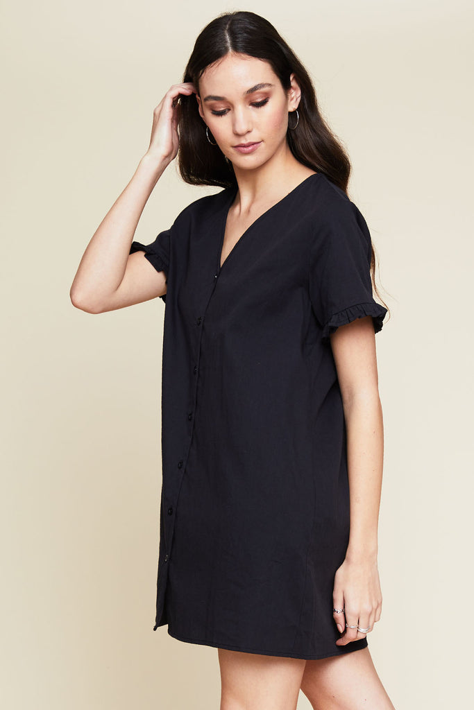 Bree Button Up Dress