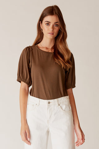 Celine Puff Sleeve Top