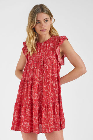 Kendra Rib Dress