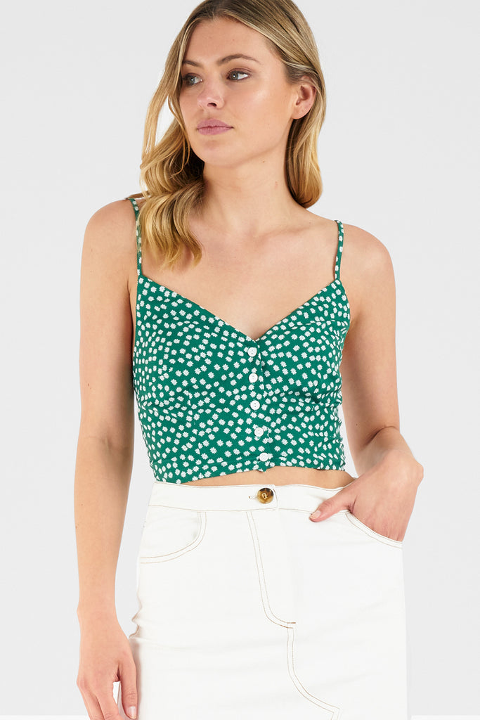 Gia Crop Top