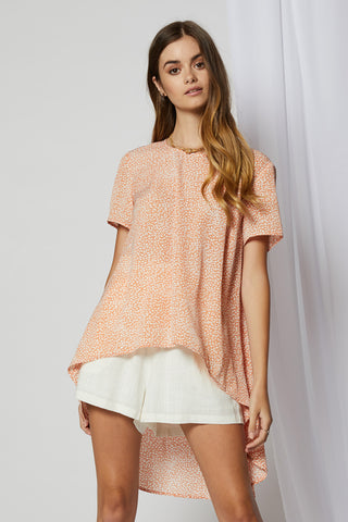 Dianna Waterfall Blouse