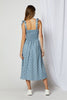 Lexi Chambray Midi Dress