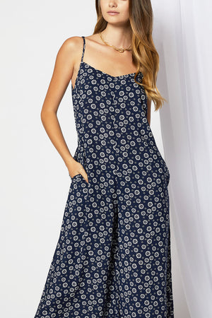 Lucinda Wide Leg Jumpsuit