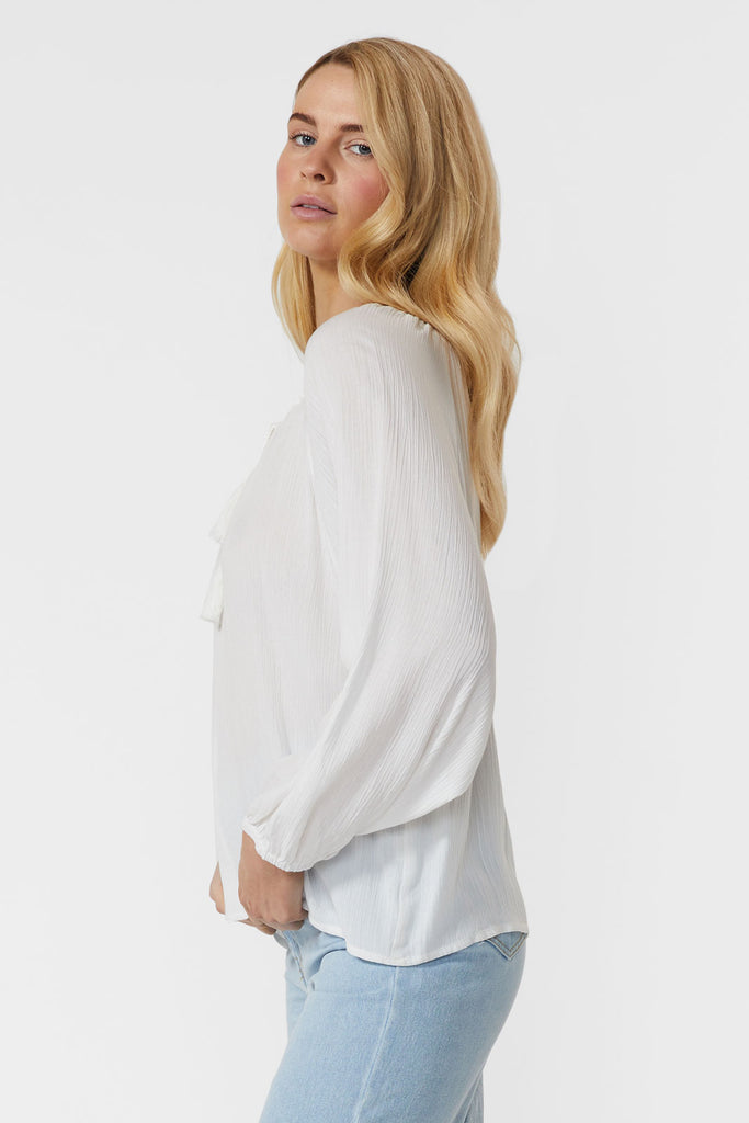 Cambria Peasant Blouse