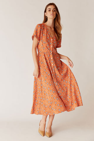 Sahara Swing Dress