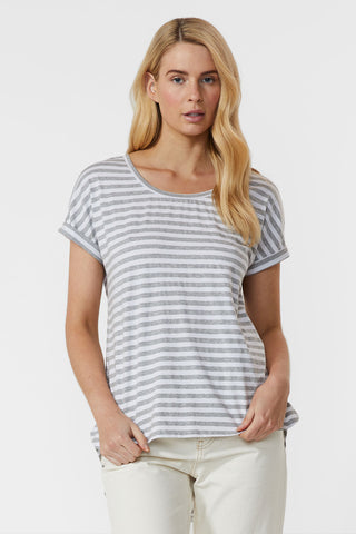 Light Crepe Tee