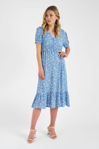 Reanna Polka Dot Dress