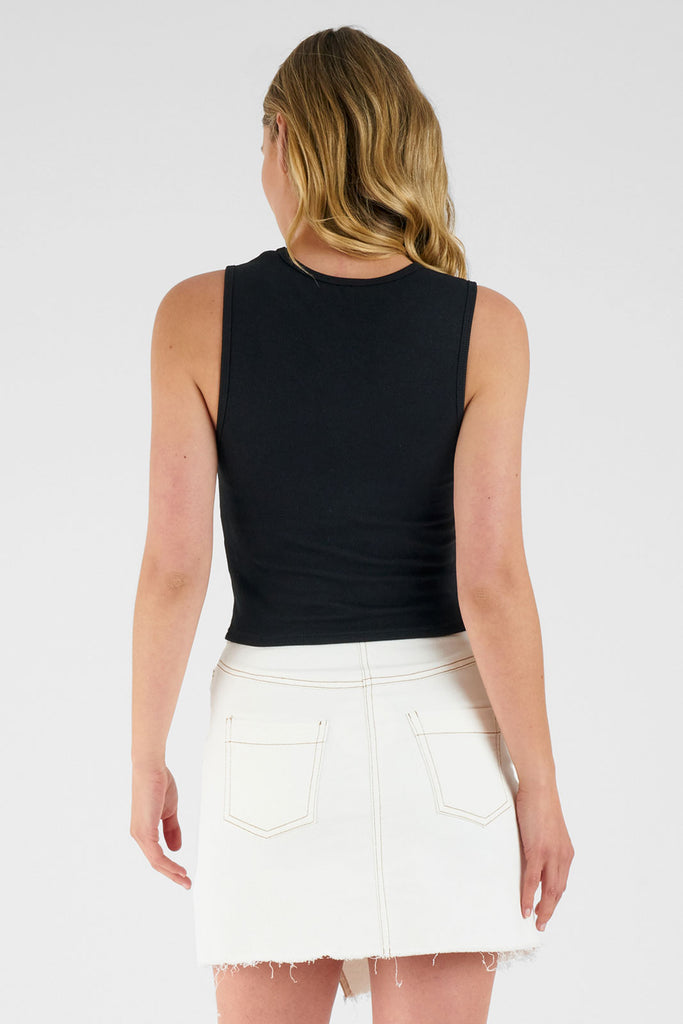 Jude Cut Out Top