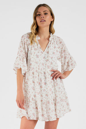 Tasha Floral Dress