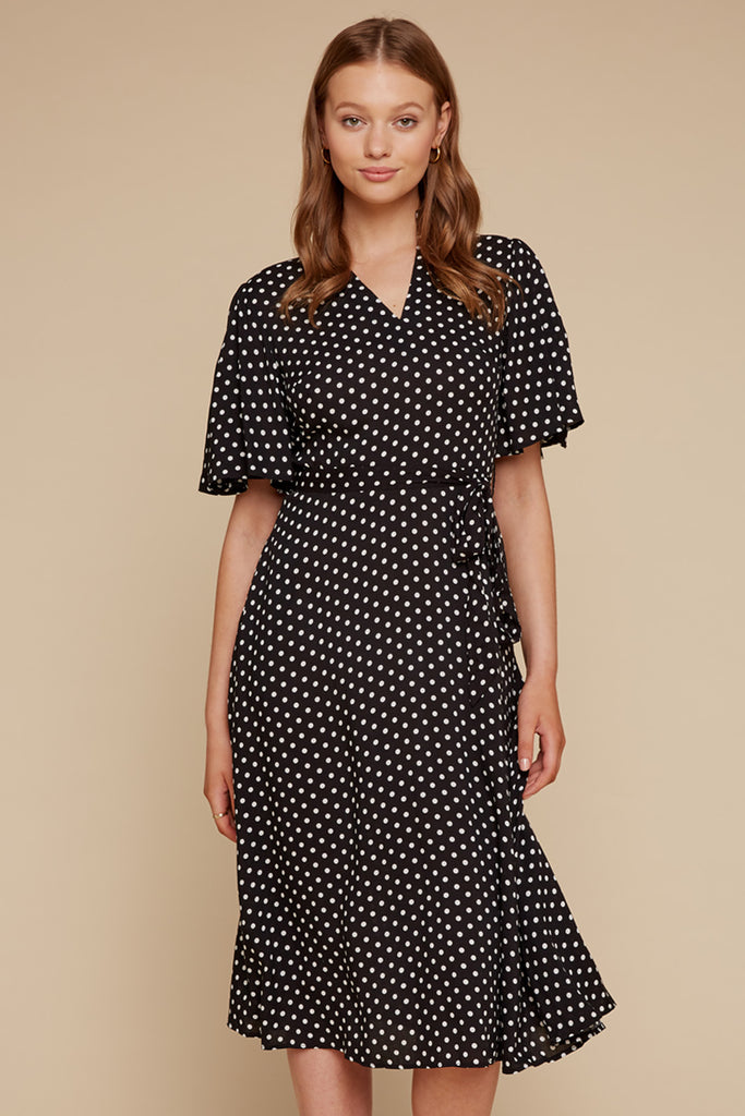 Cameron Polka Dot Dress