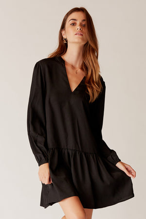 Gaia Long Sleeve Dress