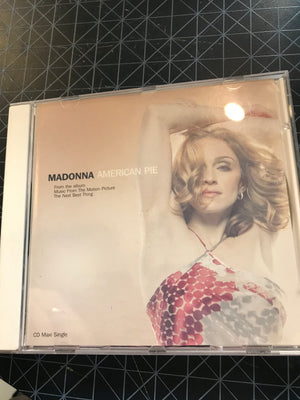 Madonna - American Pie CD Single- Used CD