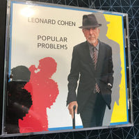 Leonard Cohen - Popular Problems - Used CD
