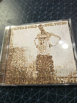 Neil Young - Silver & Gold - Used CD
