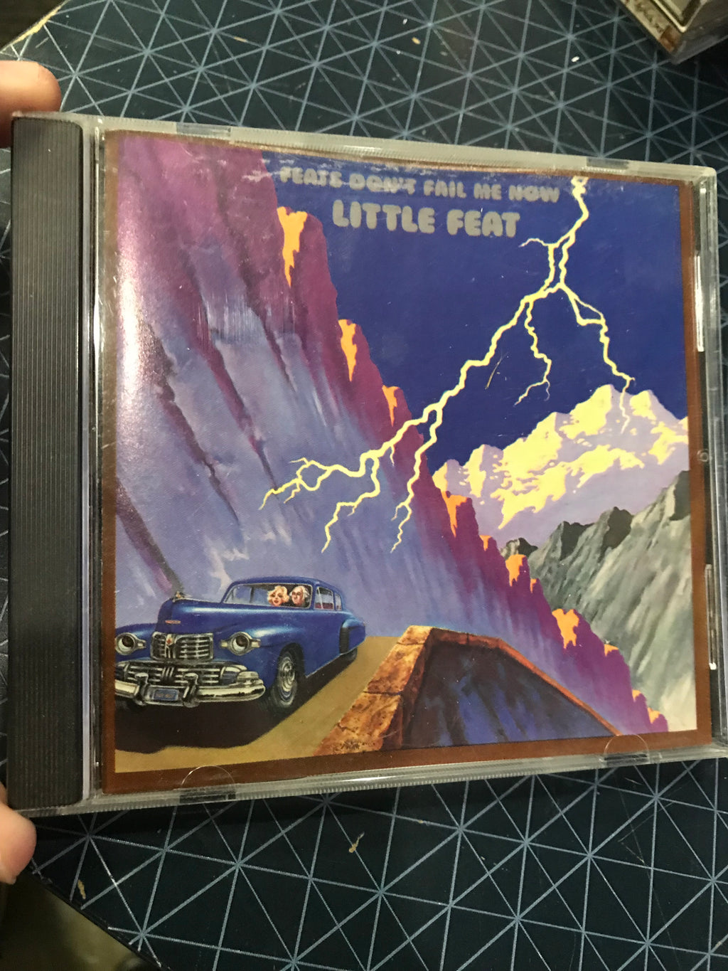 Little Feat - Feats Don't Fail Me Now - Used CD