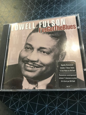 Lowell Fulson - I've Got The Blues - Used CD