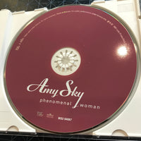 Amy Sky - Phenomenal Woman - Used CD