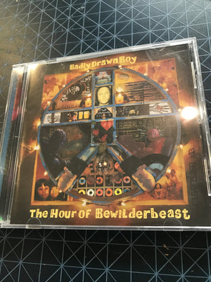Badly Drawn Boy - The Hour of Bewilderbeast - Used CD