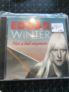 Edgar Winter - Not A Kid Anymore - Used CD