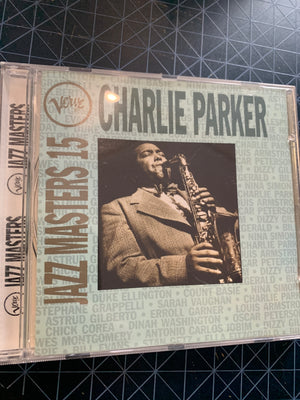 Charlie Parker - Jazz Masters -  Used CD