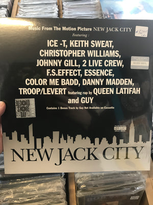 Soundtrack - New Jack City - New Vinyl