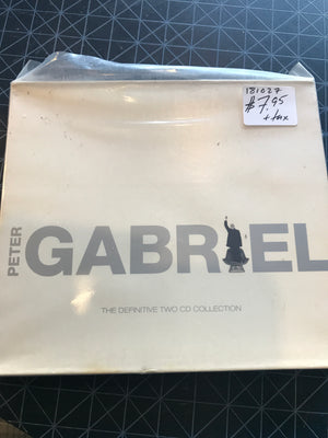 Peter Gabriel - Hit - Used CD