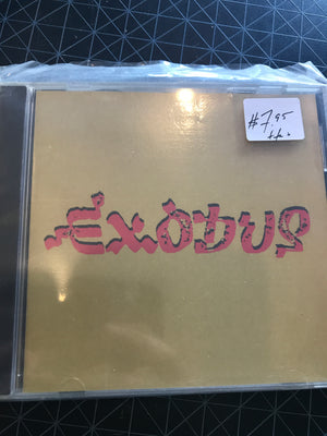Bob Marley & The Wailers - Exodus - Used CD