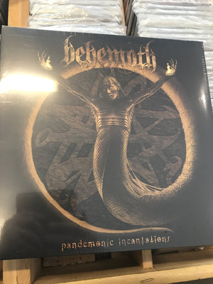 Behemoth - Pandemonic Incantations - New Vinyl LP