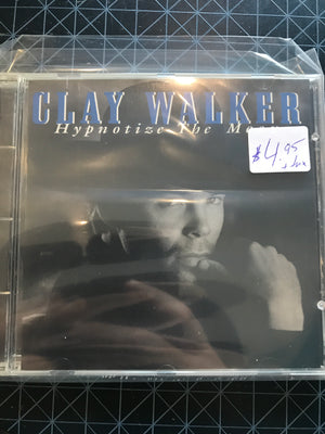 Clay Walker - Hypnotize The Moon - Used CD