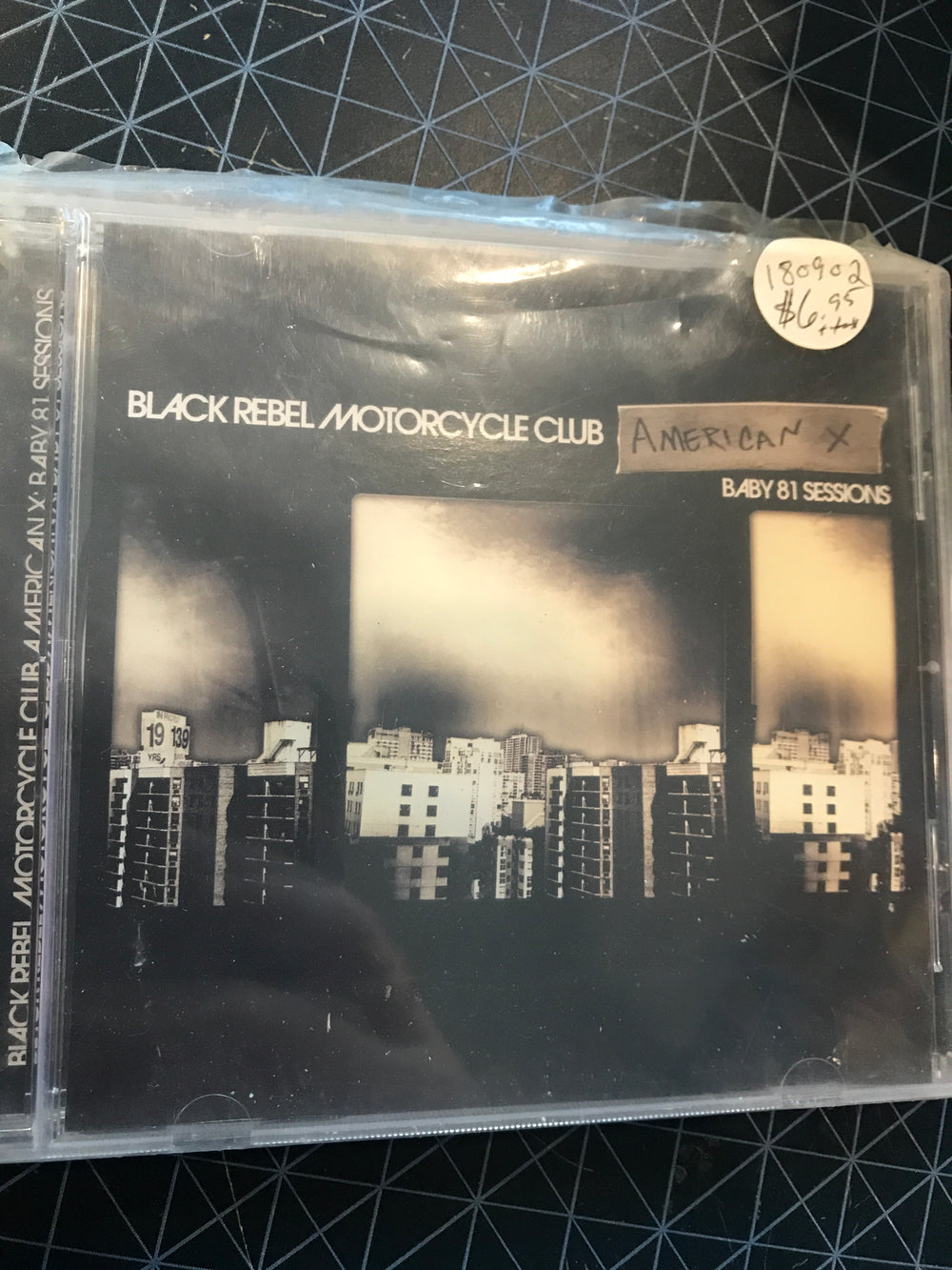 Black Rebel Motorcycle Club - American X - Used CD