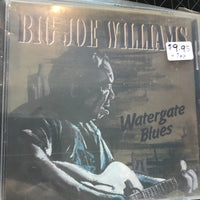 Big Joe Williams - Watergate Blues - Used CD