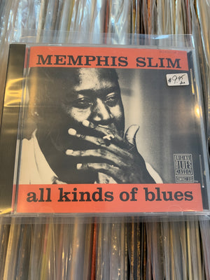 Memphis Slim - All Kinds Of Blues - Used CD