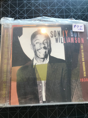 Sonny Boy Williamson - The Bluebird Recordings 1938 - Used CD