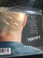 Phil Collins - Testify - Used CD