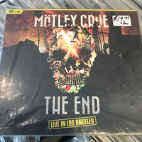 Motley Crue - The End Live In Los Angeles - Used CD