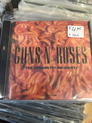 Guns N Roses - The Spaghetti Incident - Used CD