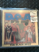D.O.A. - The Black Spot - Used CD