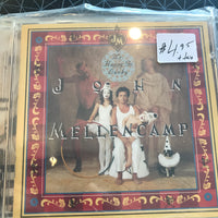 John Mellencamp - Mr. Happy Go Lucky - Used CD