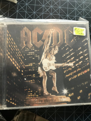 AC/DC - Stiff Upper Lip - Used CD