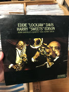 "Eddie ""Lockjaw"" Davis/Harry ""Sweets"" Edison - Used Vinyl LP"
