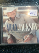 Alan Jackson - Greatest Hits Volume II - Used CD