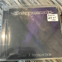 Sentenced - Story: A Recollection - Used CD